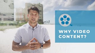 """Why should I be producing video content?"""