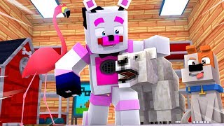 Funtime Freddy Gets A NEW Pet ?! | Minecraft FNAF Roleplay