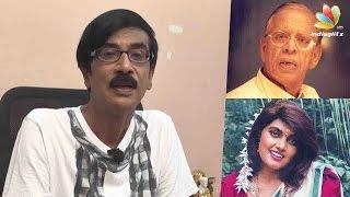 Nagesh lived a tragic life : Manobala Interview