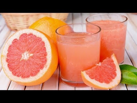 Drink A Glass Of Grapefruit Juice Every Morning, THIS Will Happen To Your Body!