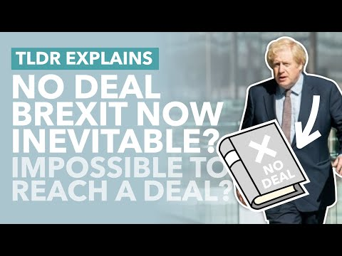 No Deal Brexit Now Inevitable? Brexit Negotiations Continue to Stall (August 2020) - TLDR News