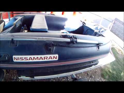 Nissamaran tornado 290 обзор лодки ПВХ