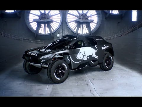 Dakar 2016 Preview - New PEUGEOT 2008 DKR16 is Long and Mean!