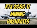 RTX Cards Are The Best For Mining!