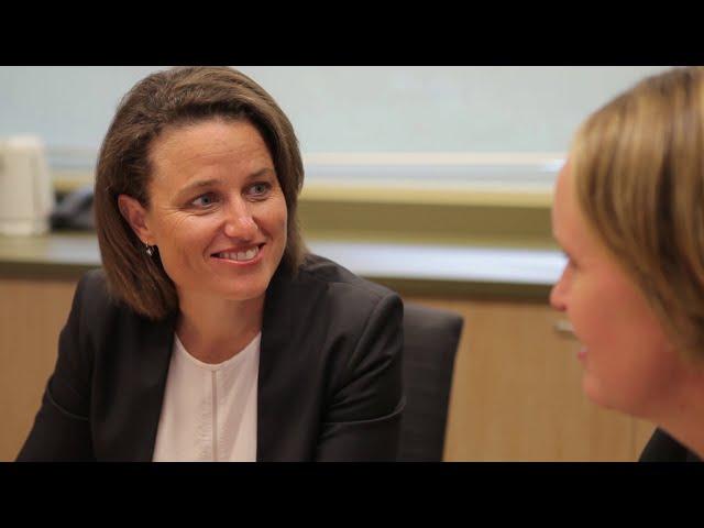QUT Business - Dr Kirsten Ferguson