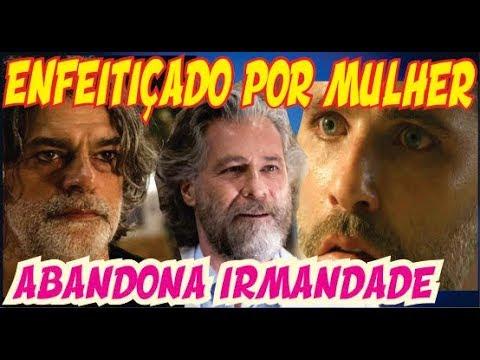 Feliciano ABANDONA irmandade por causa de MULHER em O Sétimo Guardião