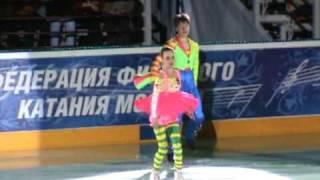 видео Волобуева тренер по фигурному катанию