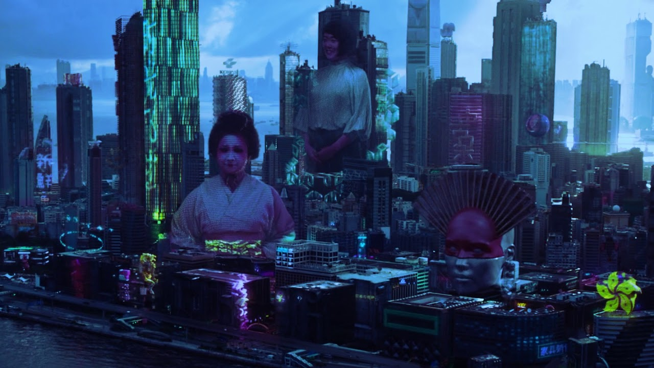 Fmv The City Is Watching Cyberpunk Tribute Youtube