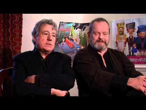 Terry Gilliam & Terry Jones Monty Python Interview
