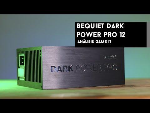 Be Quiet Dark Power Pro 12 #review y unboxing en español |GameIt ES