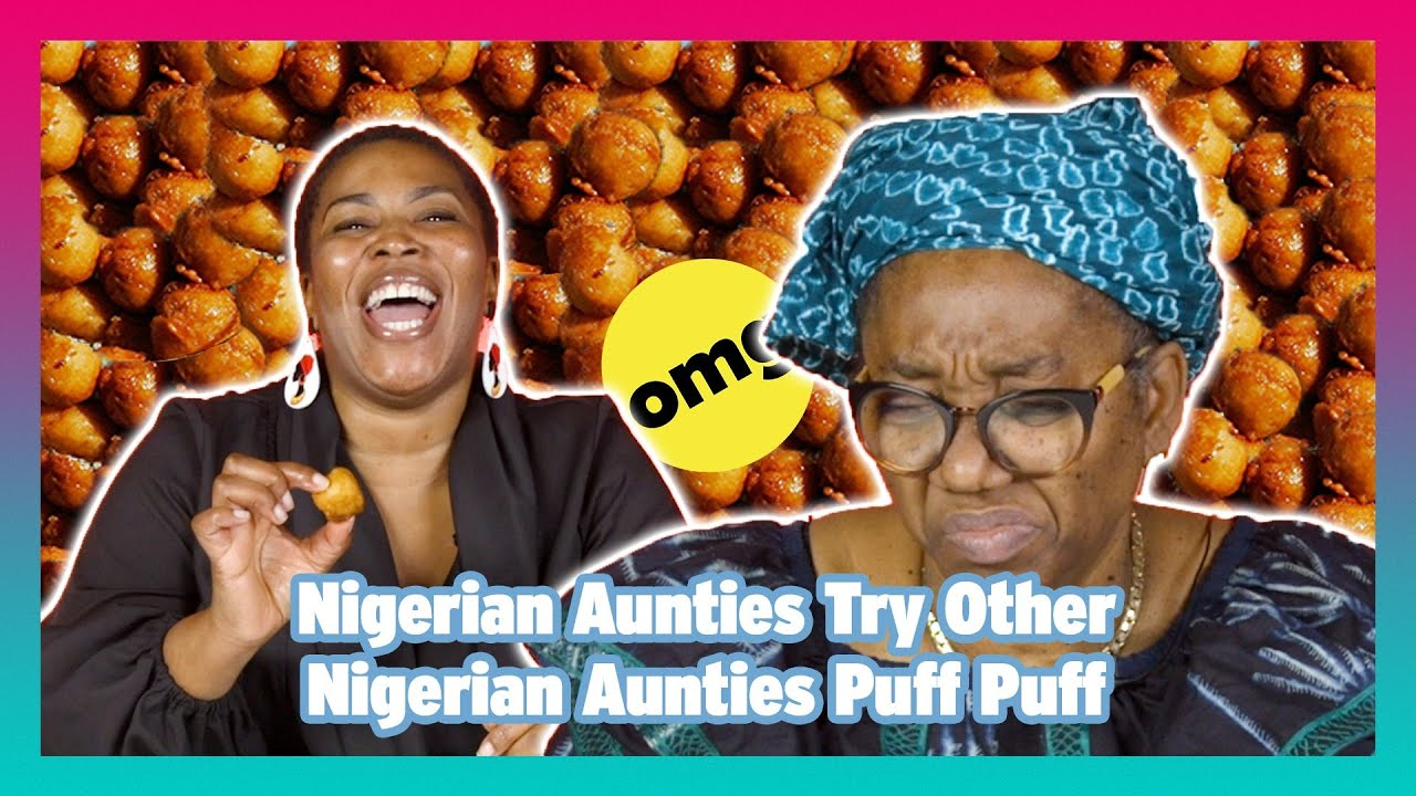 Download Nigerian Aunties Try Other Nigerian Aunties' Puff Puff