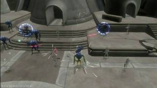 Star Wars The Clone Wars Republic Heroes gameplay trailer xbox 360