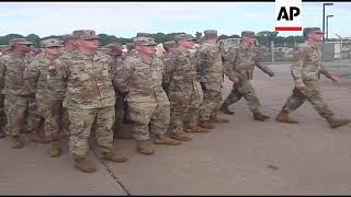 US government mobilizes to provide storm relief