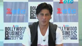 ETC Bollywood Business Awards 2011_SRK