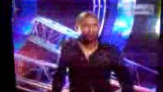 Sitharthan in 60 second show finals