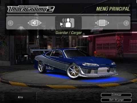 Full Download] Mod Nissan Silvia S15 Need For Speed Underground 2