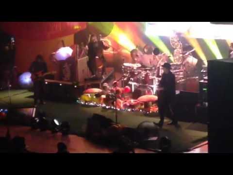 Primus & The Chocolate Factory - Golden Ticket- Live @ The Taft Theatre in Cincinnati, OH. 11-7-14