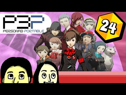 Let's Play Persona 3 Portable - Female (Blind) Part 24: Drama and an AI During Vacation