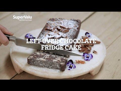Left Over Chocolate Fridge Cake