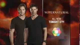 SUPERNATURAL CHCH TV (Canada) Ep.9x16 Blade Runners Facebook PROMO [HD] {CC}