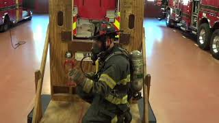 CMC LEVR Firefighter Escape System