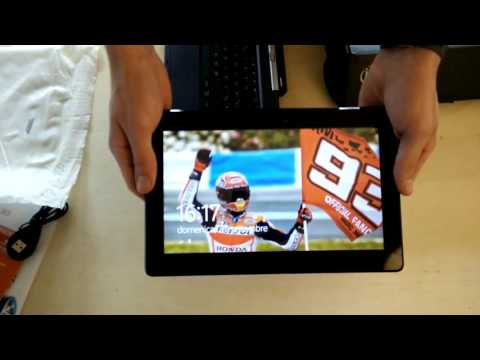 Unboxing ASUS Transformer Book T100TAL