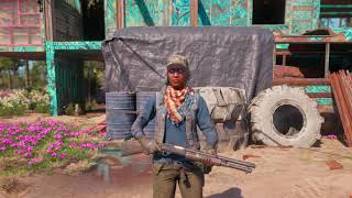 Far Cry New Dawn - Buzz Kill - Grace Armstrong Specialist Story Mission