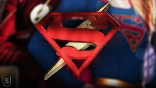 The Flash/Supergirl Crossover: Worlds Finest - Trailer (Fan Made)
