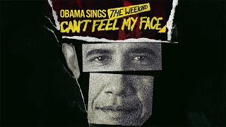 Barack Obama Singing Can