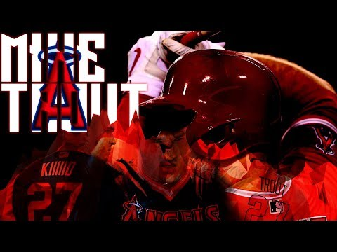 Mike Trout | 2017 Angels Highlights ᴴᴰ