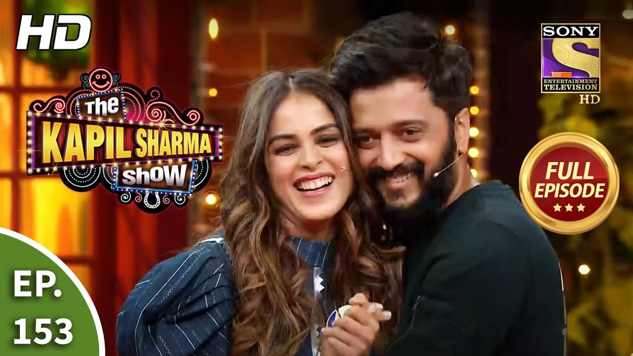 Download The Kapil Sharma Show Season 2 - The Cute Couple - Ep 153 - Full Episode - 25th October, 2020