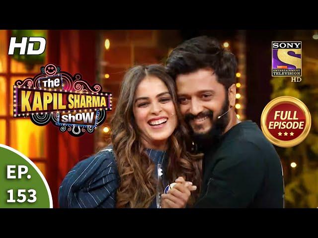 The Kapil Sharma Show Season 2 - The Cute Couple - Ep 153 - Full Episode - 25th October, 2020