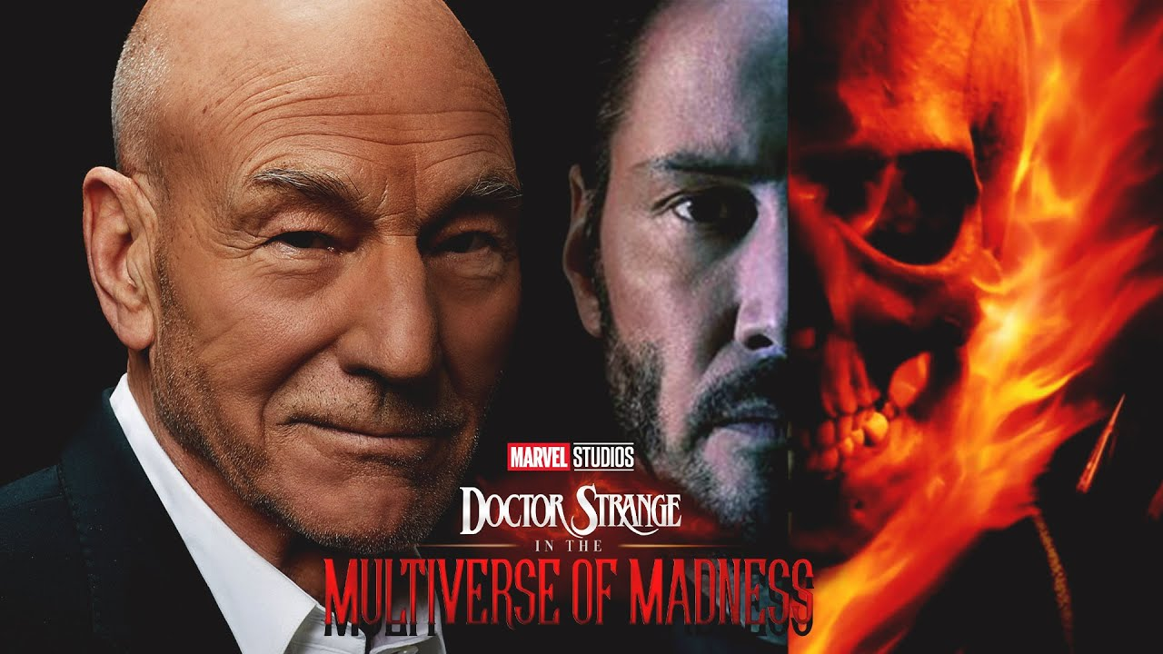 Download GHOST RIDER DR STRANGE 2 SCENE DETAILS! X-Men Professor X New Character Update