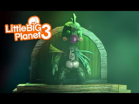 LittleBIGPlanet 3 - Five Nights at Freddy's Sister Location [Playstation 4]