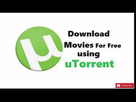 How to download movies from utorrent using...
