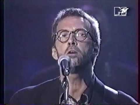 Eric Clapton - Tears in Heaven mtv awards
