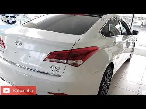 Hyundai I40 Algérie 😍❤👍