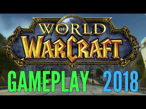 World of Warcraft Gameplay 2018 (WoW) - All Classes & Specs in Legion Gameplay
