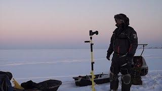 видео Ледобур для зимней рыбалки (часть 1)