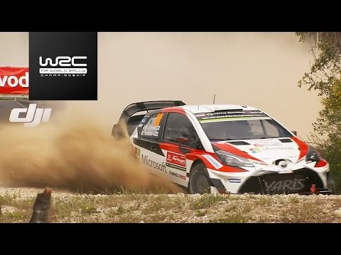 WRC - Vodafone Rally de Portugal 2017: Highlights Stages 1-4