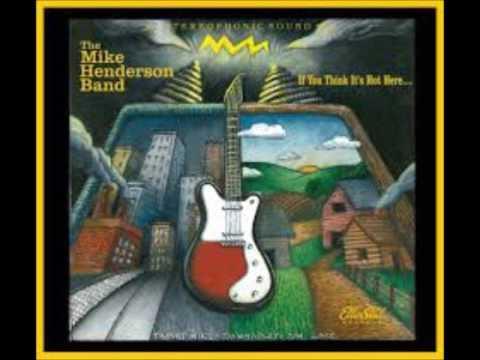 MIKE HENDERSON - Matchbox