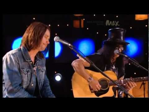 Slash & Myles Kennedy – Civil War [Max Sessions – Acoustic]