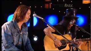 Slash & Myles Kennedy - Civil War [Max Sessions - Acoustic]