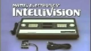 Mattel Intellivision Commercial Mİx - Retro N8