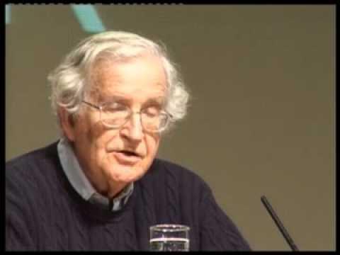Noam Chomsky: Crises