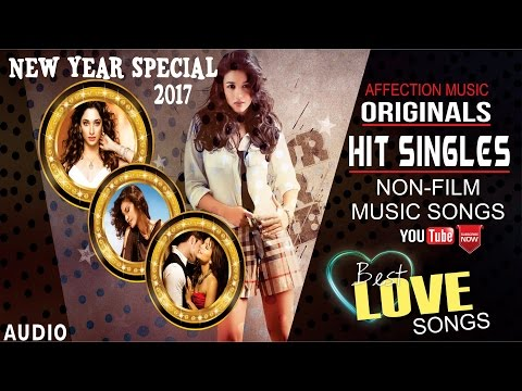 NEW YEAR SPECIAL : ORIGINALS HIT SINGLES | BEST LOVE SONGS OF BOLLYWOOD | AFFECTION MUSIC RECORDS