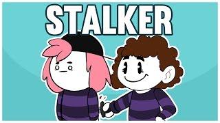 CRAZY STALKER CLASSMATE (Story Time)