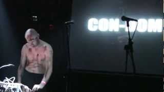 Con-Dom [live on Limen fest., 06.04.2013, Plan-B, Moscow, Russia]