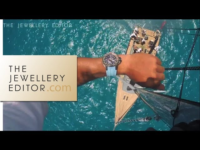 The most beautiful Richard Mille watches on the most beautiful yacht in St. Barths