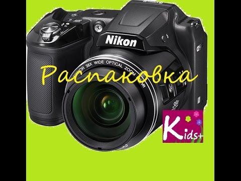Фотоапарат Nikon Coolpix L840 Black (VNA770E1) Офіційна гарантія!